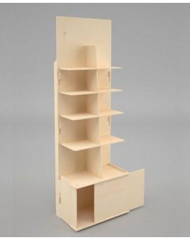 plv bois box palette