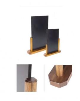 Chevalet table bois