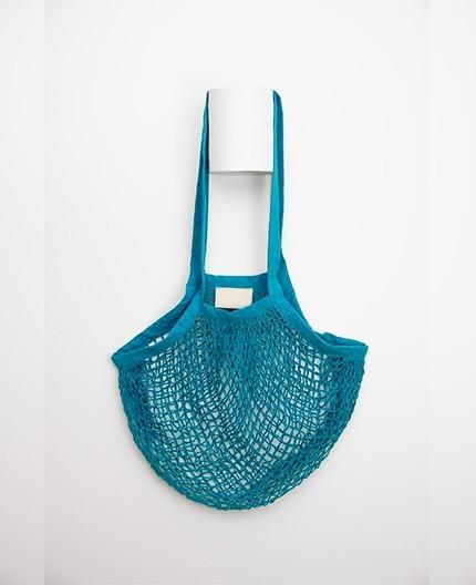 sac filet bleu personnalisable
