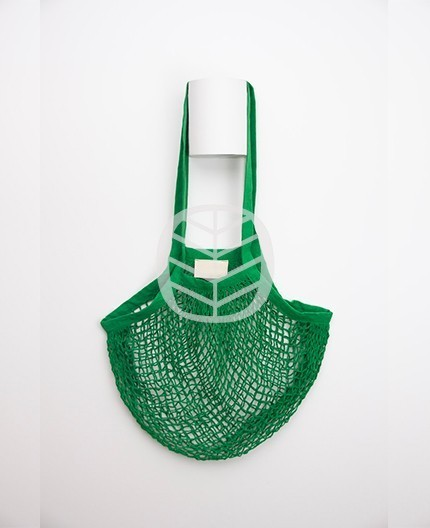 sac filet vert personnalisable