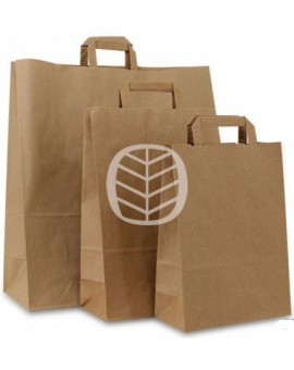 sac papier kraft recyclé