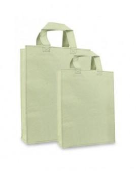 sac de caisse fibres végétales
