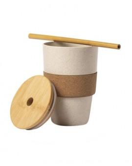 mug bambou