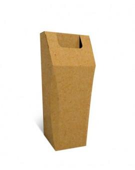 poubelle carton recyclé