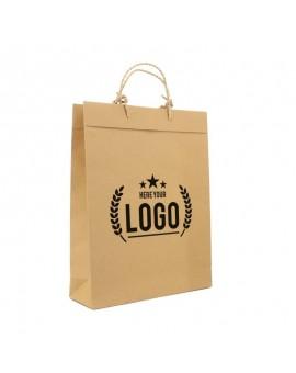 Sac papier luxe recyclé