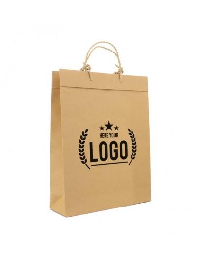 sac papier luxe