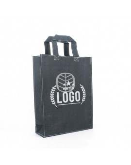 sac recyclable simili cuir